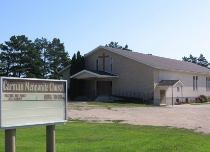 Carman Mennonite Church